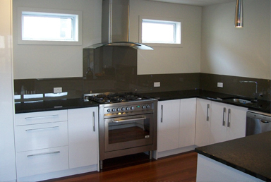 Glass Splashbacks Wellington Glaziers Lower Upper Hutt Kapiti